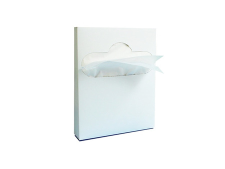 Toilet Seat Paper Cover 1/4 fold